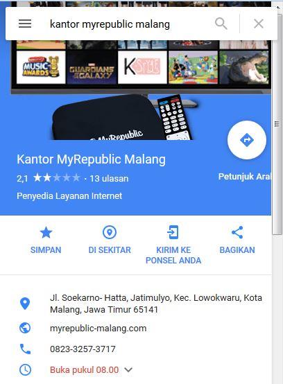 MyRepublic Medan